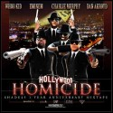 Hollywood Homicide mixtape cover art