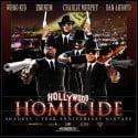 Hollywood Homicide mixtape cover art