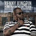 Kenny Kingpin - Rubberband Ready Radio mixtape cover art