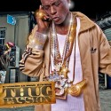 Lil Boosie - Thug Passion mixtape cover art