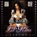 Lil Kim - Ms. G.O.A.T. mixtape cover art