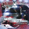 Mazaradi Fox - Fresh Out Da Body Shop mixtape cover art