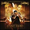 G-Unit Radio Part 6 Motion Picture Shit mixtape cover art