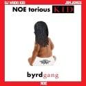 NOE - Noe torious Kid (Hosted by Jim Jones) mixtape cover art