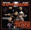 G-Unit Radio Pt.4(No Peace Talks) mixtape cover art