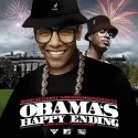 Obama's Happy Ending mixtape cover art