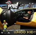 POW Radio, Vol. 6 (Happy B-Day Whoo Kid) mixtape cover art
