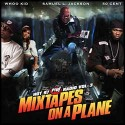 POW! Radio, Vol. 3: Mixtapes On A Plane (Samuel L. Jackson & 50 Cent) mixtape cover art