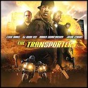 POW! Radio, Vol.4 (The Transporter) (Hosted by  Lloyd Banks, Jason Staham & Arnold Schwarzenegger) mixtape cover art