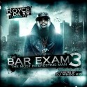 Royce Da 5'9 - The Bar Exam 3 mixtape cover art