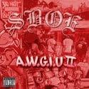 SBOE - All We Got Is Us 2 mixtape cover art