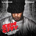 Sen City - Til The Lights Turn Out 2 mixtape cover art