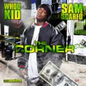 Sam Scarfo: The Corner mixtape cover art