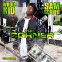Sam Scarfo: The Corner mixtape cover art