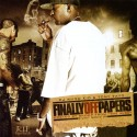 Tony Yayo - Finally Off Papers: G-Unit Radio 23 mixtape cover art