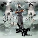 Tony Yayo - The Swine Flu mixtape cover art