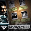 Welcome To Shadyville mixtape cover art