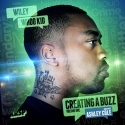 Wiley - Creating A Buzz (Hosted By Ashley Cole) mixtape cover art