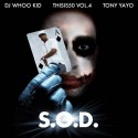 Tony Yayo - S.O.D. (Thisis50 Vol. 4) mixtape cover art