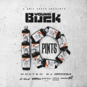Young Buck - 10 Pints mixtape cover art