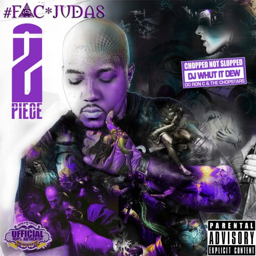 #FVCkJudas choppednotslopped cover