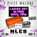 2 Piece Malone - NLCS mixtape cover art
