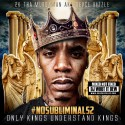 2K Tha Murdaman - #NoSlubliminals2 mixtape cover art
