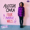 Alessia Cara - Four Purple Walls mixtape cover art