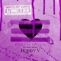 Bobby V - Purple Moon (Chopped Not Slopped) mixtape cover art
