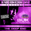 Buk of Psychodrama - The Deep End (Chopped Not Slopped) mixtape cover art