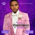 Chopstradamus mixtape cover art