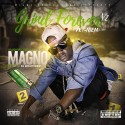 Magno - Grind Forever 2 mixtape cover art