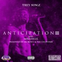 Chopticipation 3 (Chopped Not Slopped) mixtape cover art