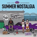 Young X - Summer Chopstalgia mixtape cover art