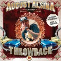 August Alsina - Throwback EP mixtape cover art