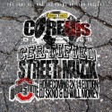 Certified Street Muzik Ohio State Homecoming 2K14 mixtape cover art