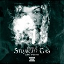 Antdeezy AM - Straight Gas mixtape cover art