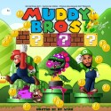 Antdeezy & Forgiato Blow - Muddy Bros mixtape cover art