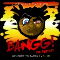 Bangg - Welcome To Tampa mixtape cover art