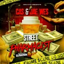Cas & Jae Wes - Street Pharmacist mixtape cover art