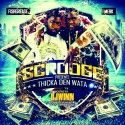 Fish Grease & Merk - Thicka Den Wata mixtape cover art
