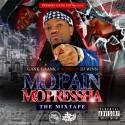 Gank Gaank - Mo Pain Mo Pressha mixtape cover art