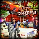 I'm Eating Different 2 mixtape cover art