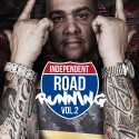Independent Road Running 2 mixtape cover art