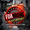 FDA Music - Overgrind mixtape cover art