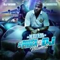 #PhuckYoDJ 2 mixtape cover art