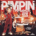 Pimpin & Pandering 6 mixtape cover art