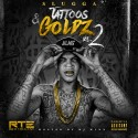 Slugga - Tattoos & Goldz 2 mixtape cover art