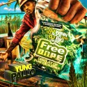 Yung Pallo - Free Dope mixtape cover art