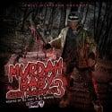 Murdah Baby - Silent Murdah 3 mixtape cover art